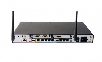 HUAWEI/华为AR1220W-S企业级模块化千兆双WAN口无线路由器