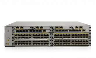 华为(Huawei)AR3260路由器 企业级模块化路由器 业务路由单元SRU400,4 SIC,2 WSIC,4 XSIC,350W交流电源