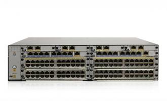华为(Huawei)AR3260路由器 企业级模块化路由器 业务路由单元40板,4 SIC,2 WSIC,4 XSIC,350W交流电源
