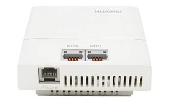 华为(HUAWEI)AP2010DN无线AP 企业级面板式 酒店和办公室无线接入点双频 瘦AP