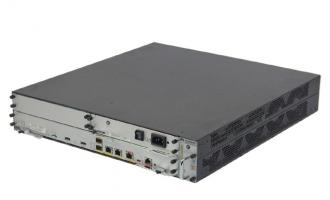 华为(HUAWEI)AR2240路由器 业务路由单元80板,4 SIC,2 WSIC,2 XSIC,350W交流电源 AR0M0024EA00