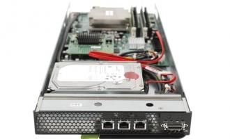 华为(HUAWEI)DH310 V2高密度服务器节点 针对Web应用设计