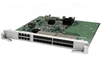 华为(HUAWEI)ES0D0G24CA00业务板卡 24端口百兆/千兆以太网光接口和8端口十兆/百兆/千兆Combo电接口板 (SA,SFP/RJ45)