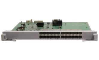 华为(HUAWEI)ES0D0G24SA00业务板卡 24端口百兆/千兆以太网光接口板(SA,SFP)