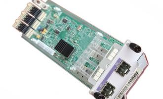 华为(HUAWEI)ES5D21X02S01板卡 2端口万兆SFP+接口板(S5720EI系列使用)
