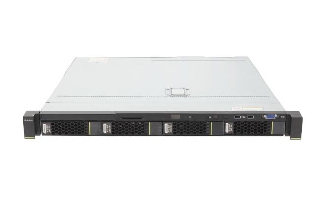 华为(HUAWEI)RH1288V3服务器(1*E5-2603V4 CPU,8GB DDR4内存,软件RAID,无硬盘,2*GE,460W电源,无DVD,滑轨)