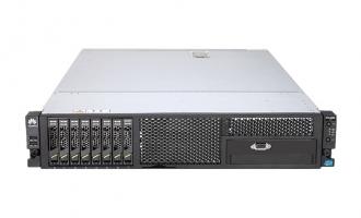 华为(HUAWEI)RH2285H V2机架服务器 E5-2400v2系列处理器 标准2U 2路服务器