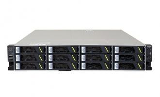 华为(HUAWEI)RH2288A服务器 (1*E5-2609V2,8G内存,1*1TB硬盘 ,集成RAID0/1,无DVD,滑轨)