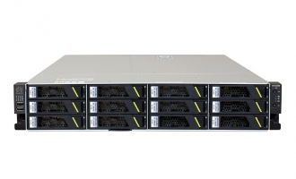 华为(HUAWEI)RH2288A服务器(E5-2620v2 CPU,8GB 内存,300GB SAS,SR420BC,滑轨)
