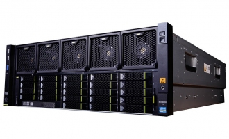 华为(HUAWEI)FusionServer RH5885 V3机架服务器 4U机架式 四路机架服务器