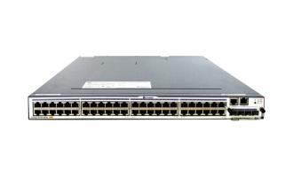 华为(HUAWEI)S5700-52C-PWR-EI交换机 48个千兆网口,上行支持千兆和万兆板卡,POE供电交换机
