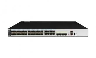华为(HUAWEI)S5720-32C-HI-24S-AC交换机 24个千兆SFP,8个复用千兆以太网端口