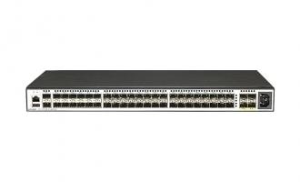 华为(HUAWEI)S5720-50X-EI-46S-AC交换机 46个千兆SFP,4个万兆SFP+,2个QSFP+