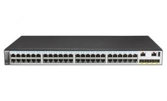 华为(HUAWEI)S5720S-52X-SI-AC交换机 48个千兆以太网端口,4个万兆SFP