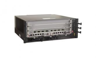 华为(HUAWEI)S9703核心路由交换机 基本引擎交流组合配置 (含一体化总装机箱,MCUA主控板*2, 800W交流电源*2,基本软件*1)