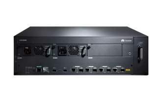 华为(HUAWEI)USG5150BSR路由防火墙(4GE Combo,4DFIC+2FIC+4MIC,2G内存,双电源选配)