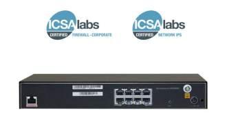 华为(HUAWEI)USG6510-SJJ下一代防火墙 硬件千兆防火墙8GE桌面型