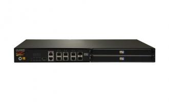 华为(HUAWEI)USG6507下一代防火墙(4GE电+2GE Combo,4GB内存,1交流电源,含SSL VPN 100用户)