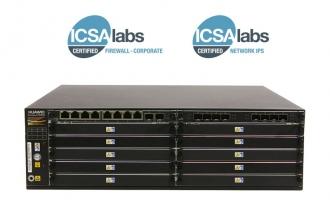 华为(HUAWEI)USG6650下一代防火墙(8GE电+8GE光+2*10GE光,16G内存,2交流电源,含SSL VPN 100用户)