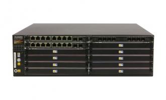 华为(HUAWEI)USG6680下一代防火墙(16GE电+8GE光+4*10GE光,16G内存,2交流电源,含SSL VPN 100用户)