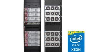 华为(HUAWEI)X8000 V2高密度机柜服务器 高密度、大容量、节能、快速部署