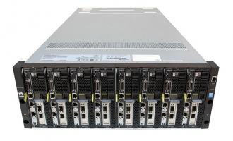 华为(HUAWEI)FusionServer XH620 V3高密度服务器节点 适合Web接入、Hosting、虚拟化等场景