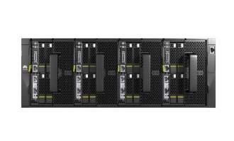 华为(HUAWEI)FusionServer XH622 V3高密度服务器节点 适合HPC、图形加速处理、游戏等场景