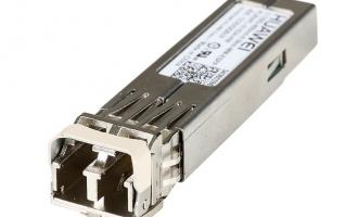 华为(HUAWEI)OSX010000模块 万兆单模模块 光模块-SFP+-10G-单模模块(1310nm,10km,LC)