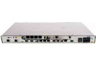 华为(HUAWEI)AR1220-S路由器 2GE千兆WAN,8FE LAN,2 USB,2 SIC 全业务路由 企业路由器