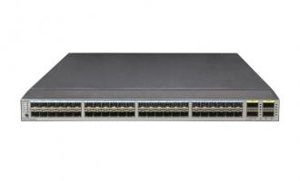 华为(HUAWEI)CE6810-48S4Q-LI数据中心交换机  48个10GE SFP+ ,4个40GE QSFP+