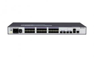 华为(HUAWEI)S3700-28TP-EI-24S-AC交换机 24个百兆SFP,4个千兆SFP,2个复用千兆口