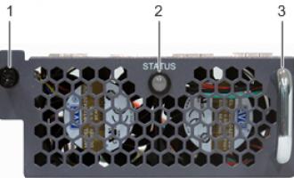 华为S1720&S2700&S3700&S5700&S6700交换机故障处理-指示灯标识