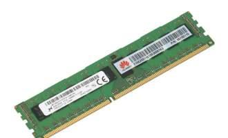 华为(HUAWEI)服务器4GB内存 DDR3-4GB-1333MHz-1.35V-2Rank(适用于华为V2系列服务器)