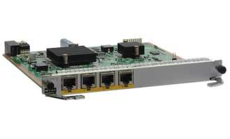 华为(HUAWEI)AR01WDCE4A 4端口通道化E1/PRI多功能接口卡(适用于华为AR路由器)