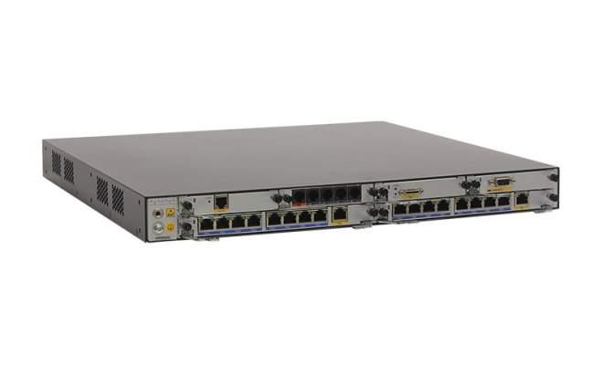 华为(HUAWEI)AR2220E路由器 3*GE(1* Combo)企业级路由器