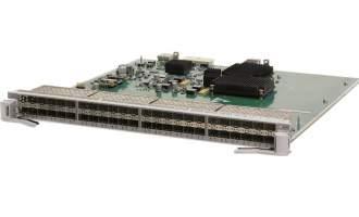 华为(HUAWEI)ES0D0G48SC00 48端口百兆/千兆以太网光接口板(EC,SFP) (适用于华为S7700系列交换机)