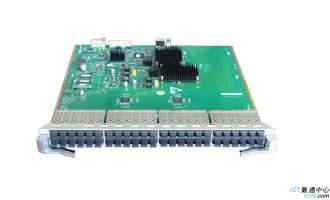 华为(HUAWEI)LE0MG48SC 48端口百兆/千兆以太网光接口板(EC,SFP) (适用于华为S9300系列交换机)