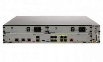 华为(HUAWEI)NE16EX-6路由器 多业务企业路由器 可配板卡