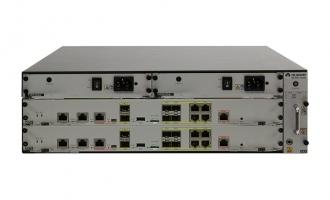 华为(HUAWEI)NE16EX-8路由器 多业务企业路由器 可配板卡