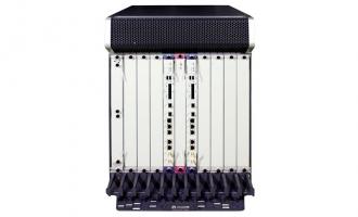 华为(HUAWEI)NE40E-X8路由器 11槽位高端业务路由器 14U高度 可配板卡