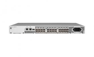 华为(HUAWEI)OceanStor SNS2124光纤交换机-24端口(8端口激活,含8*8Gb多模SFP)-单电源(交流)