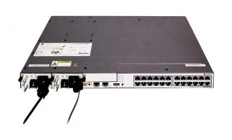 华为(HUAWEI)S5700-28C-HI交换机 高级型交换机,24 x 10/100/1000 Base-T端口