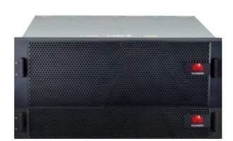 华为(HUAWEI)S2200T存储和S2600T存储扩展柜 硬盘框(4U,3.5″,24盘位,交流,SAS级联模块,不包含硬盘单元,DAE12435U4)