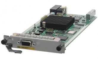 华为(HUAWEI)AR0MSDE11A00板卡 1端口部分通道化E1/T1 WAN接口卡)(华为AR系列路由器使用)