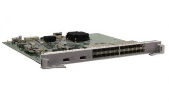 华为(HUAWEI)ES0D0S24XA00板卡 24端口百兆/千兆以太网光接口和2端口万兆以太网光接口板(EA,SFP/XFP)(S7700系列使用)