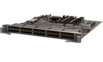 华为(HUAWEI)ES1D2X40SFC0板卡 40端口万兆以太网光接口板(FC,SFP+)(S7700系列使用)