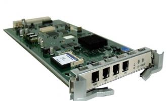 华为(HUAWEI)ES5D00G4SA00板卡 4端口千兆SFP接口板(含4端口千兆SFP光接口卡,扩展通道卡)(S5700SI系列使用)