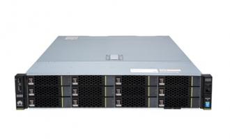 华为(HUAWEI)RH2288 V3服务器 一颗2620V3处理器/64G内存/3块2T(SATA)硬盘/SR430C阵列卡/12盘位机型
