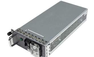 华为电源ES0W2PSD0150(150W直流电源模块)(适用于华为S5710和S5720系列交换机)