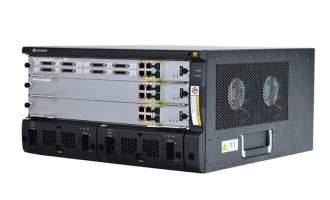 华为VP9650新一代全适配视讯交换平台